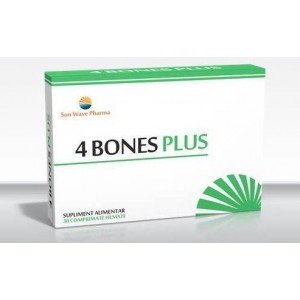 4 Bones Plus 30 capsule Sun Wave Pharma