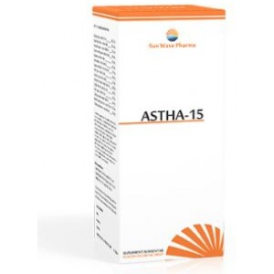 ASTHA-15 SIROP 200ML Sun Wave Pharma