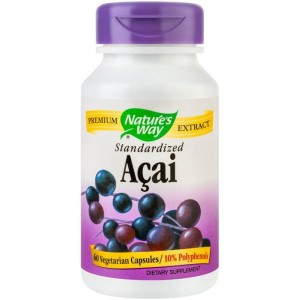 Acai Se 60Cps Nature's Way Secom