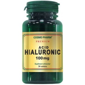 Acid Hialuronic 100mg 30CPR