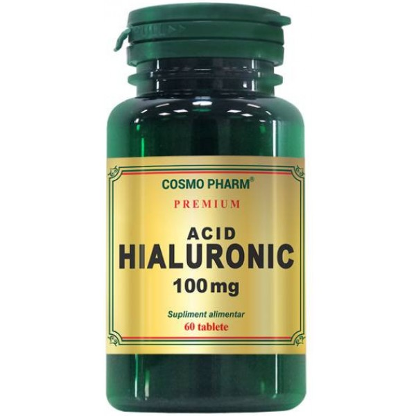 Acid Hialuronic 100mg 60CPR