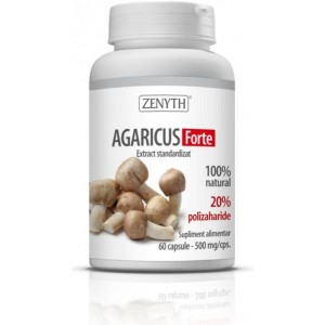 Agaricus Forte 60cps Zenyth