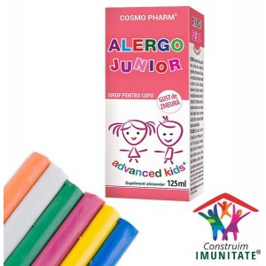 Alergo Junior Sirop 125 ml