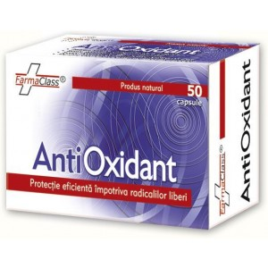Antioxidant 50Cps FarmaClass