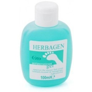 Antitranspirant Picioare 100ml Herbagen