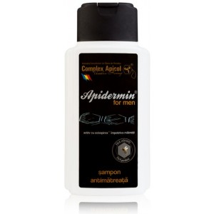Apidermin Sampon Antimatreata 200ml (Men)