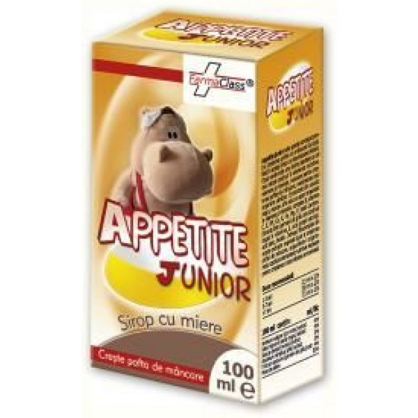 Appetite Junior 100ml FarmaClass
