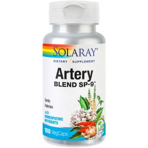 Artery Blend SP-9 100Cps Solaray Secom
