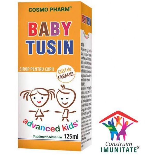 Baby Tusin Sirop 125 ml