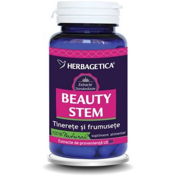 Beauty Stem 60cps Herbagetica