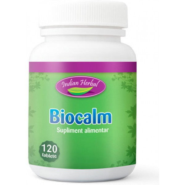 Biocalm 120cpr Indian Herbal