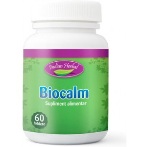 Biocalm 60cpr Indian Herbal