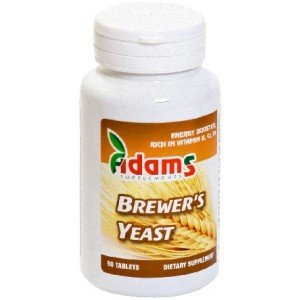 Brewer Yeast (Drojdie Bere) 90cpr Adams Vision