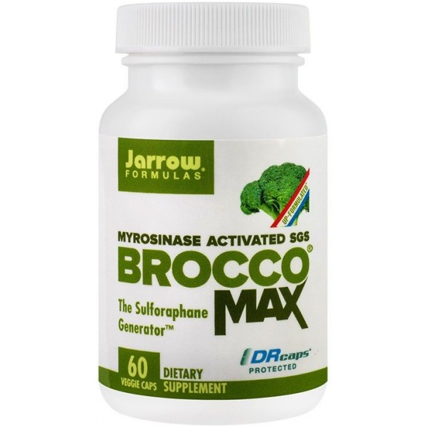 Brocco Max 385mg 60cps Jarrow Secom