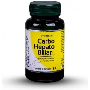 Carbo Hepato Biliar 60cps DVR Pharm