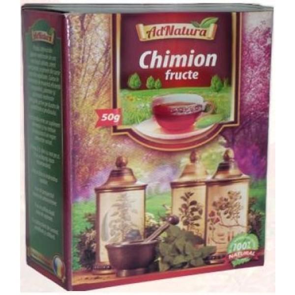 Ceai Chimion Fructe 50gr Adserv