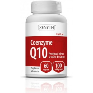 Coenzyme Q10 60cps Zenyth