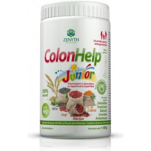 Colon Help Junior 240Gr Zenyth