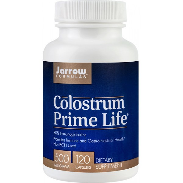 Colostrum Prime Life 120Cps Jarrow Secom