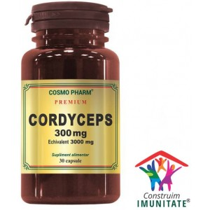 Cordyceps 300 mg 60CPR
