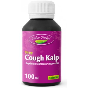 Cough kalp sirop 100ml Indian Herbal