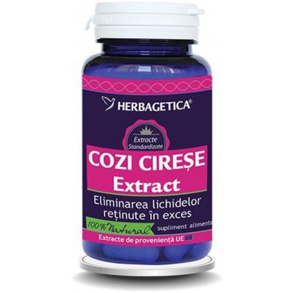 Cozi Cirese Extract 60cps Herbagetica