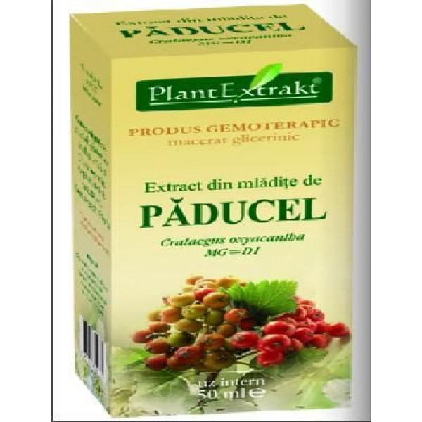 Crataegus Oxy (Paducel) 50Ml Plantmed