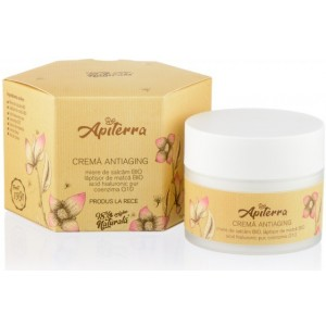 Crema Antiaging 50ml Apiterra