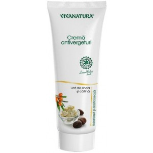 Crema Antivergeturi 250ml Viva Natura