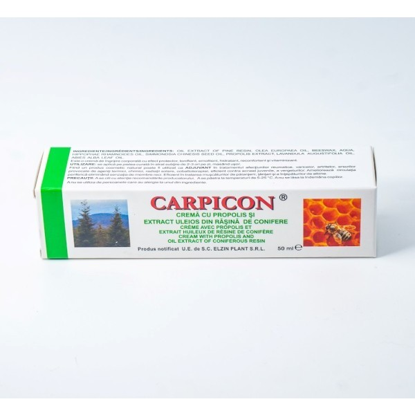 Crema Carpicon 50ml Elzin Plant