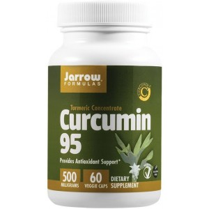 Curcumin 95 500Mg 60Cps Jarrow Secom