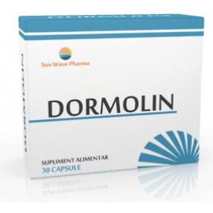 Dormolin 30Cps Sun Wave Pharma