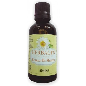 Extract Musetel 50ml Herbagen