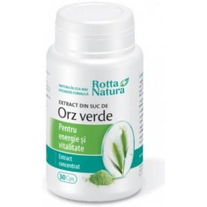 Extract Suc Orz Verde 30cps Rotta Natura