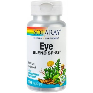 Eye Blend 100Cps Solaray Secom
