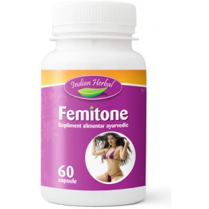 Femitone 60cps Indian Herbal