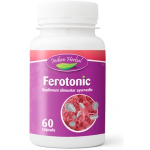 Ferotonic 60cps Indian Herbal
