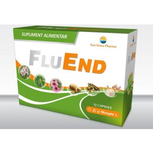 Fluend 12 capsule Sun Wave Pharma