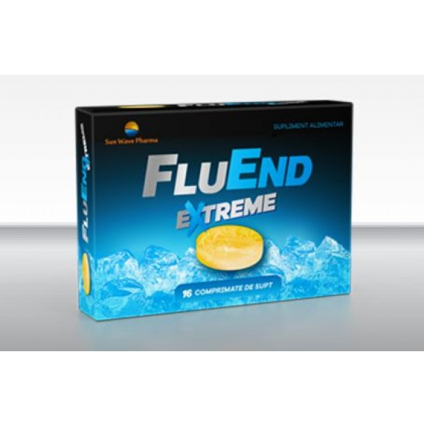 Fluend Extreme 16 cpr Sun Wave Pharma