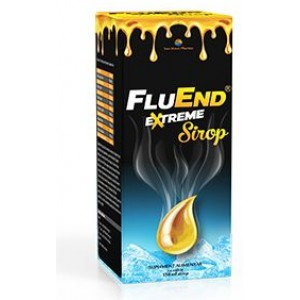 Fluend Extreme Sirop 150ml Sun Wave Pharma