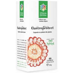 Gastroprotect 60cps Steaua Divina