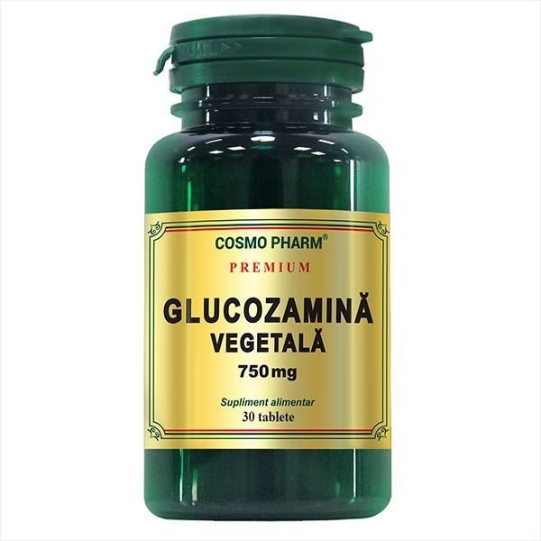 Glucozamina Vegetala 750 mg 30CPR