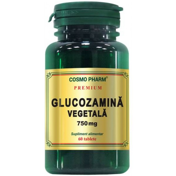 Glucozamina Vegetala 750 mg 60CPR