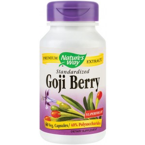Goji Berry Se 60Cps Nature's Way Secom