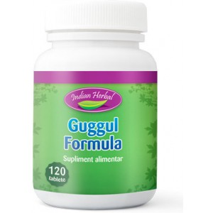 Guggul formula 120cpr Indian Herbal