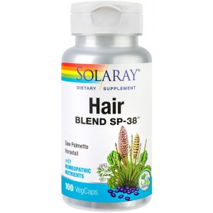 Hair Blend 100Cps Solaray Secom