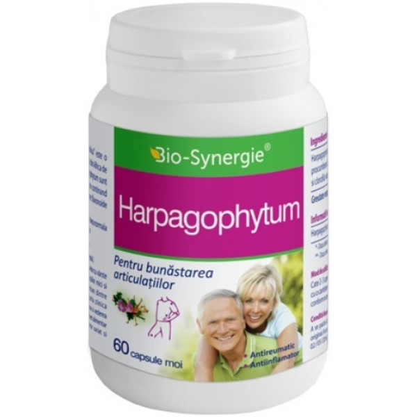 Harpagophytum 60cps Bio Synergie