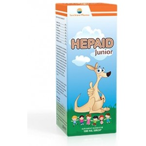 Hepaid Junior 100ml Sun Wave Pharma