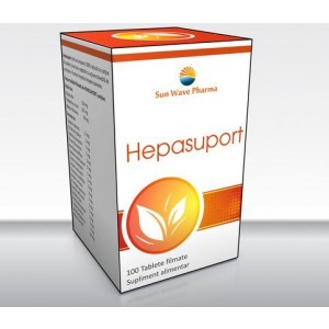 Hepasuport 100 tablete Sun Wave Pharma