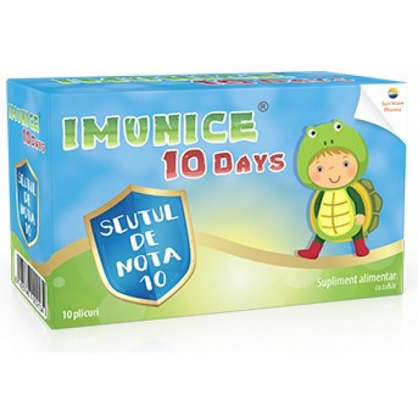 Imunice 10 Days 10dz Sun Wave Pharma